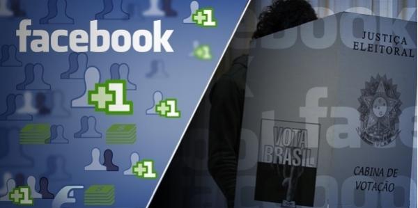 O Facebook nas eleições de 2014