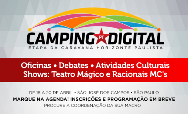 O PT acorda a militância ao poder do marketing político digital