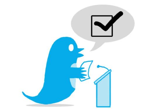 Twitter nas eleições