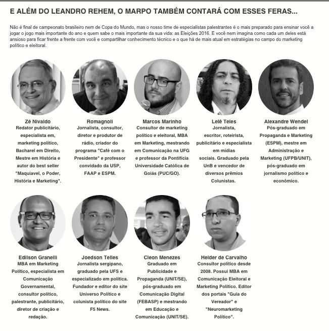 Marpo 2016 - Leandro Rehem