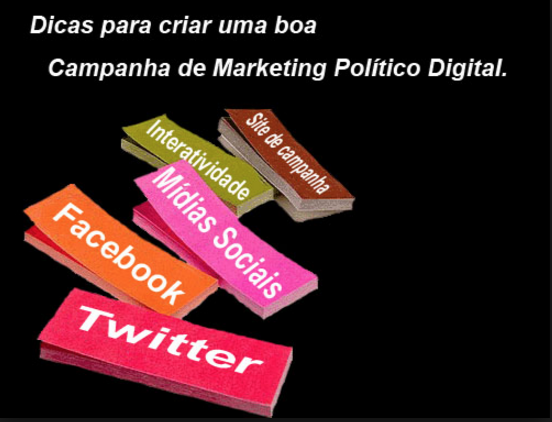 Curso Online de Marketing Político Digital + Dicas MPD 2016