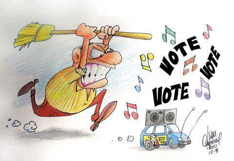 Pode Usar Carro de Som nas Eleições 2016?
