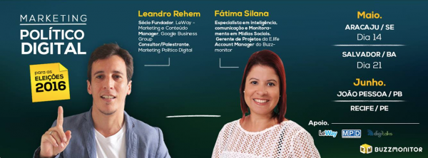 WORKSHOP SOBRE MARKETING POLÍTICO DIGITAL – OPORTUNIDADES PARA AS ELEIÇÕES DE 2016
