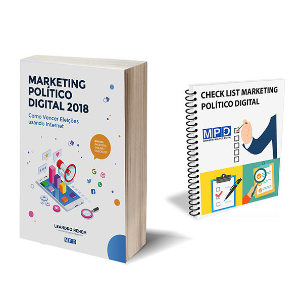 O Ebook sobre Marketing Político Digital é lançado!